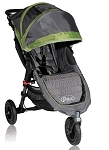Baby Jogger City Mini GT 2012 Single Stroller In Shadow/Green
