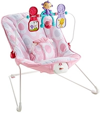 Fisher Price Basic Bouncer Pink Ellipse