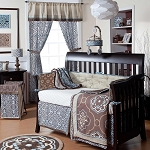Cocalo Corly Bedding Crib Set 4-Pieces
