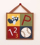 Cocalo A to Z Canvas Wall Art