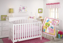Little Bedding Forever Friends 10 Piece Crib Bedding Set
