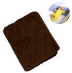 Crown Craft Sheet Saver Brown
