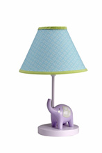 NoJo Dreamland Lamp and Shade