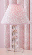 Wendy Bellissimo Sweet Baby Dreams  Lamp and Shade