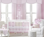 Crown Craft by Wendy Bellissima Sweet Baby Dreams 4-piece Bedding Set