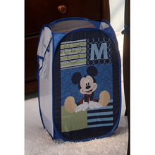 Disney Mickey Mouse Pop Up Hamper