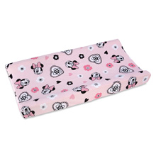 Disney Minnie Mouse Hello Gorgeous Changing Pad Cover