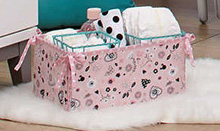 Disney Minnie Mouse Hello Gorgeous Nursery Organizer