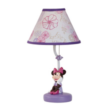 Disney Baby Minnie Mouse Butterfly Dreams Lamp and Shade