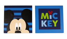 Disney Mickey Mouse Canvas Wall Art