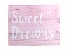 NoJo® Chantilly Sweet Dreams Wall Decor