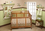 Crown Craft by Nojo Dreamland Teddy 10pc Crib Bedding