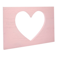 Carter's Heart of Gold Wood Wall Decor