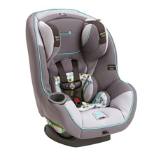 Safety 1st Advance SE 65 Air Convertible Car Seat, Plumberry