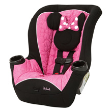 Safety 1st Disney Mouseketeer Minnie Mouse Apt 40rf Car Seat