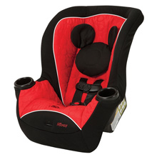 Safety 1st Disney Mouseketeer Mickey Mouse Apt 40rf Car Seat