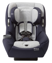 Maxi Cosi Pria 85 Convertible Car Seat Brillant Navy