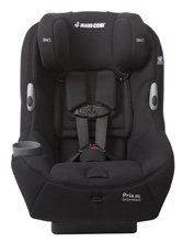 Maxi Cosi Pria 85 Convertible Car Seat Ribble Knit Collection, Manhattan Black