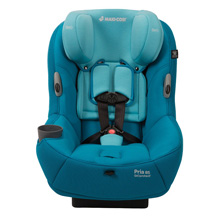 Maxi Cosi Pria 85 Convertible Car Seat Ribble Knit Collection, Mallorca Blue