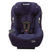 Maxi Cosi Pria 85 Convertible Car Seat Ribble Knit Collection, Bali Blue