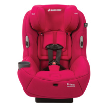 Maxi Cosi Pria 85 Convertible Car Seat Ribble Knit Collection, Havana Pink