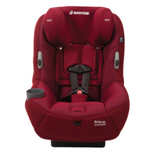 Maxi Cosi Pria 85 Convertible Car Seat Ribble Knit Collection, New Delhi Red
