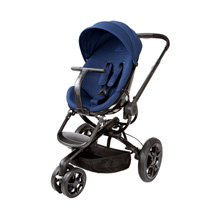 Quinny Moodd Stroller Blue Reliance