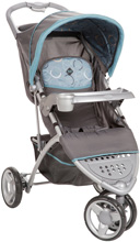 Cosco 3 Ease Stroller, Rings