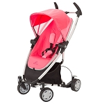 Quinny Zapp Xtra with Folding Seat Stroller in Pink Precious