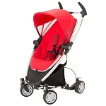 Quinny Zapp Xtra with Folding Seat Stroller Red Rebel