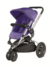 Quinny Buzz Xtra Stroller Purple Pace