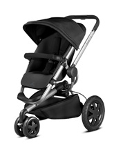 Quinny Buzz Xtra Stroller Rocking Black 2015 NEW!!!
