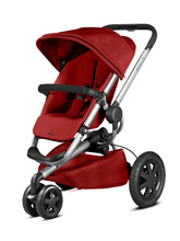 Quinny Buzz Xtra Stroller Red Rumor 2015 NEW!!!