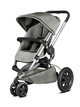 Quinny Buzz Xtra Stroller Gray Gravel 2015 NEW!!!