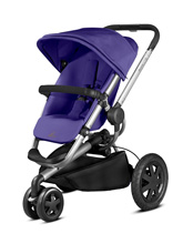 Quinny Buzz Xtra Stroller Purple Pace 2015 NEW!!!