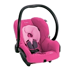 Maxi Cosi Mico Infant Car Seat in Sweet Cerise