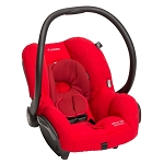 Maxi Cosi Mico Air Protect Infant Car Seat Envious Red