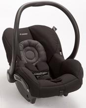 Maxi Cosi Mico Max 30 Infant Car Seat Devoted Black
