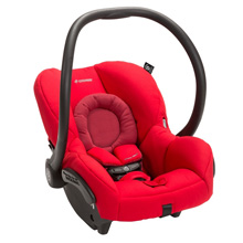 Maxi Cosi Mico Max 30 Infant Car Seat Red Rumor