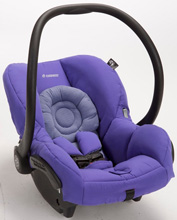 Maxi Cosi Mico Max 30 Infant Car Seat Purple Pace