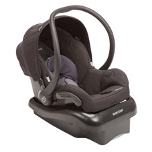 Maxi Cosi Mico NXT Infant Car Seat, Total Black
