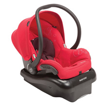 Maxi-Cosi Mico® Nxt Infant Car Seat Intense Red