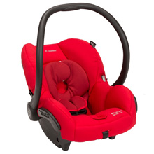 Maxi Cosi Mico AP Infant Car Seat Red Rumor