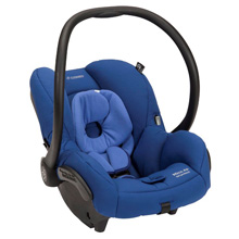 Maxi Cosi Mico AP Infant Car Seat Blue Base 2015