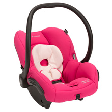 Maxi Cosi Mico AP Infant Car Seat Bright Rose