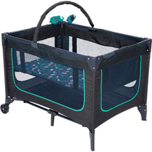 Cosco Funsport Deluxe Playard, Animal Silhouettes