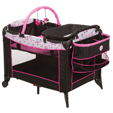 Disney Sweet Wonder Playard, Garden Delight Minnie