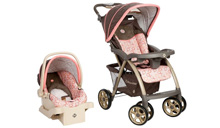 Safety 1st Saunter Luxe Travel System - Magnolia