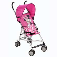 Safety 1st Disney Umbrella Stroller with Canopy - Bye Bye Minnie