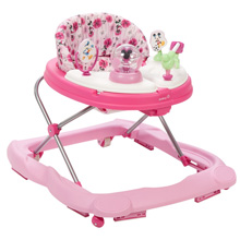 Safety 1st  Disney Baby Music & Lights Walker Floral Minnie